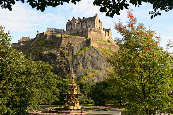 Attractions and Places to Visit in Edinburgh