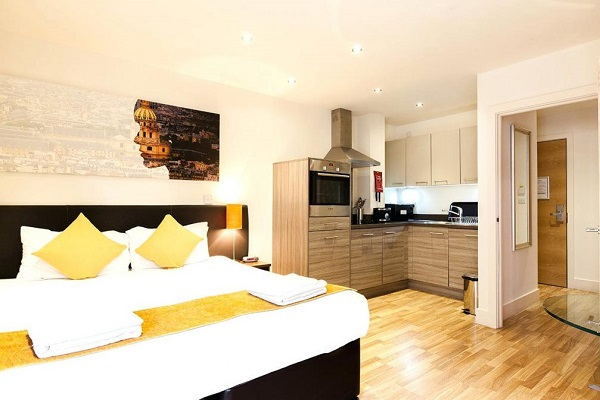 Self Catering Accommodations in Edinburgh