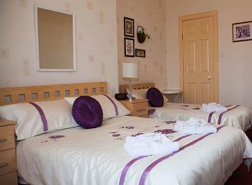 Brig O'Doon Guest House in Edinburgh