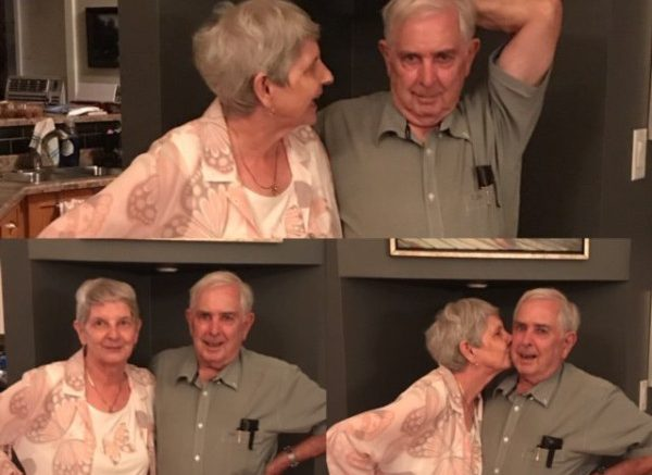 couple whose love began at Edinburgh Tattoo