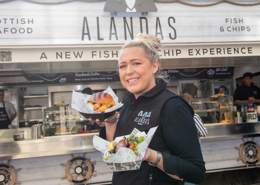 Prestonpans-based Alandas