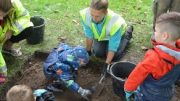 Archaeology Scotland at Lauriston Castle