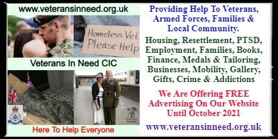 Veterans In Need C.I.C Edinburgh