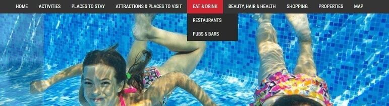 Drop Down menus Advertise with us What's on in Edinburgh