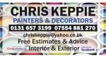 CHRIS KEPPIE PAINTERS & DECORATORS